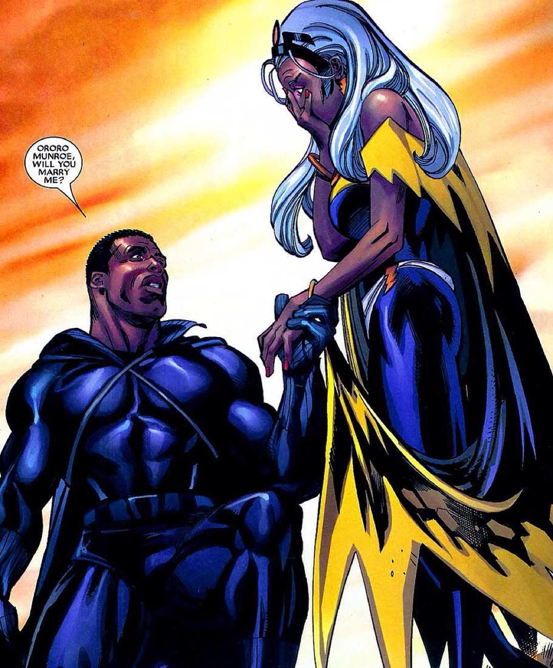 Storm And Tchalla