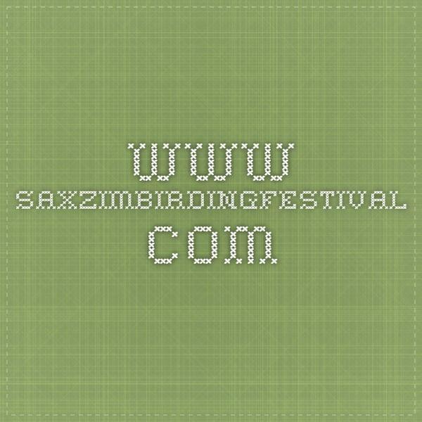 www.saxzimbirdingfestival.com