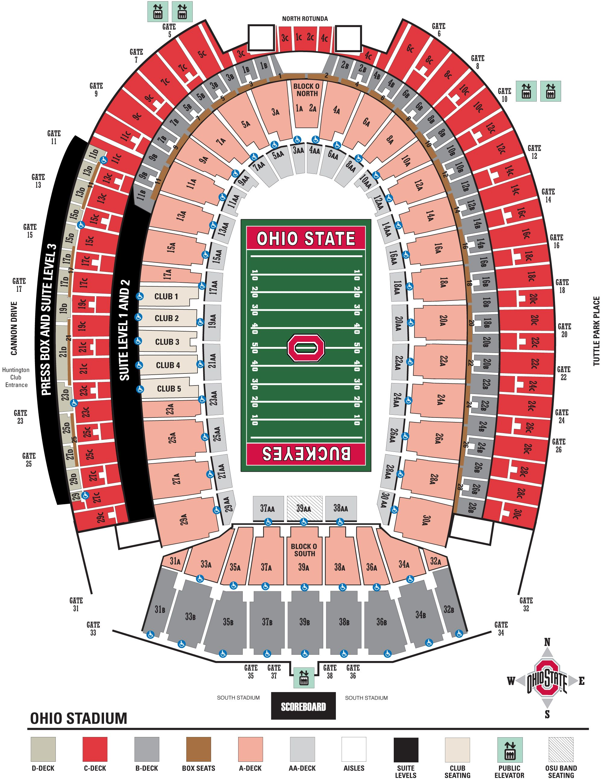 The Ohio State University Official Athletic Site Ohio State Buckeyes Ohio State Vs Michigan Ohio State Buckeyes Football