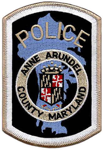 Anne Arundel County Pd Md Police Police Patches Military Police