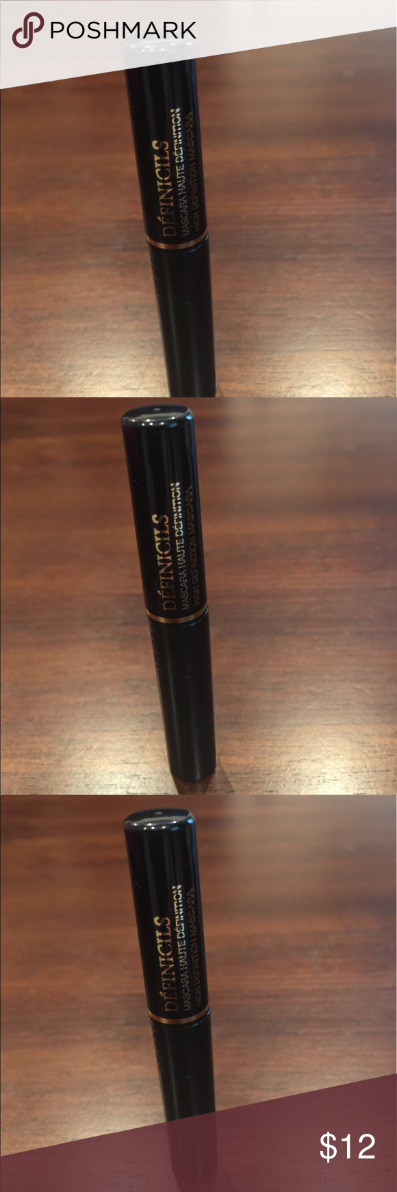 Lancôme Definicils mascara in black High definition