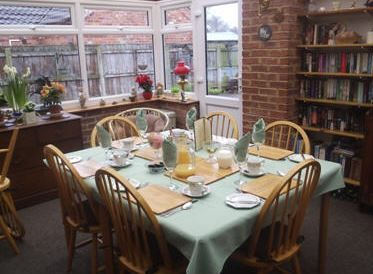 Wellbeck Cottage Bed and Breakfast, South Hykeham, Lincoln, Lincolnshire, England. #AroundAboutBritain, travel, Britain, holiday, discover, UK.
