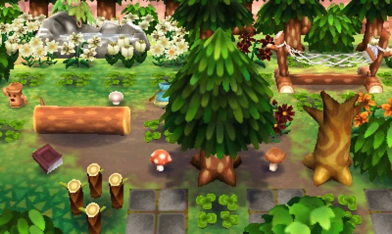 Creepymayor Noon In Creepymayor S Town Of Nowhere Animal Crossing Astuce Animals Crossing Idee Nature