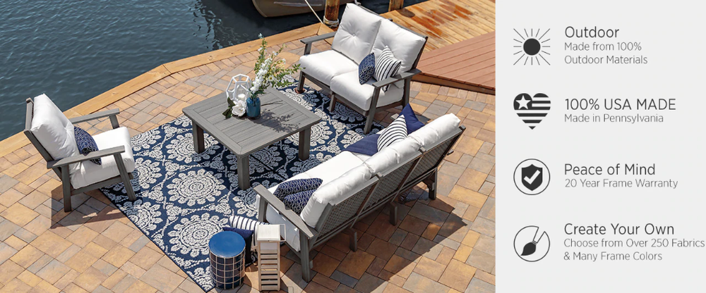 Shop By Collection Outdoor Collections Marina Leaders Casual Furniture Pool Patio Furniture Outdoor Furniture Sets Outdoor Seating