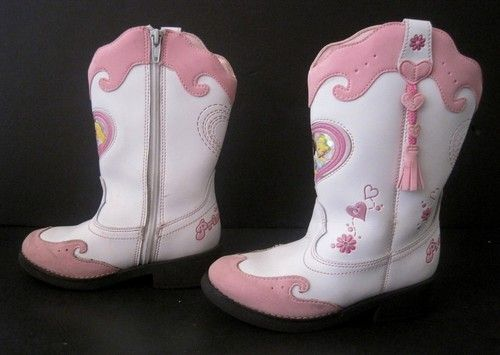 Disney cowgirl boots