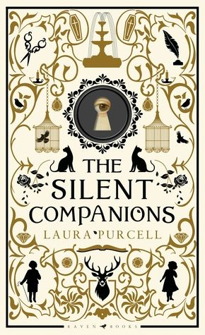Image result for the silent companions book cover