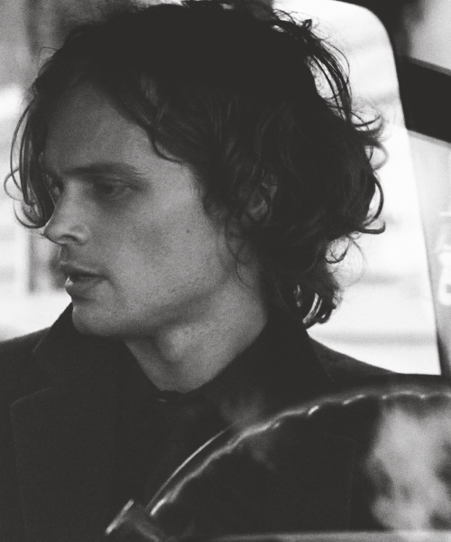 Monsters Are Real Matthew Gray Matthew Gray Gubler Spencer Reid