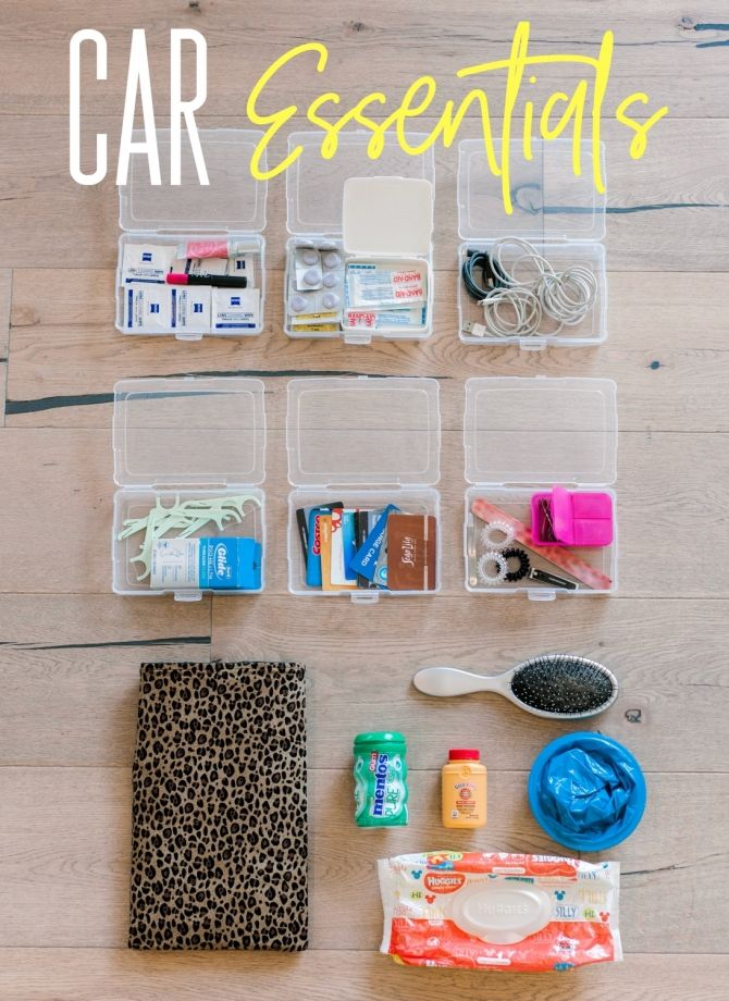 Car Essentials – Tara Thueson