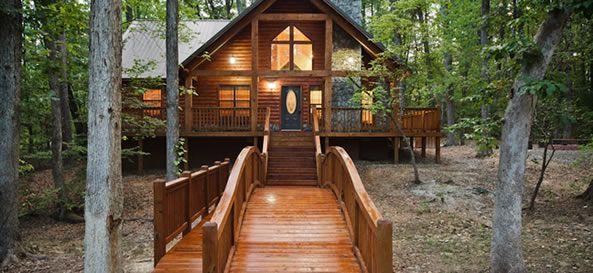 Sundown Cabin Rentals | Broken Bow Cabins | Beavers Bend Cabins