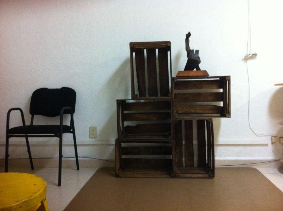Mueble desarmable para escenografía de la obra