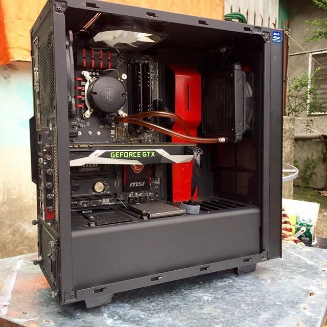 new style 43742 a51f4 Check this build from @vanbraynt The specs are: @NZXT s340 case ...