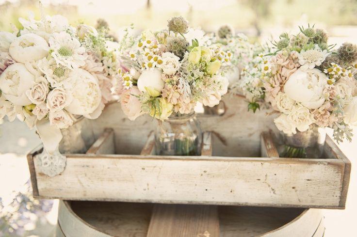 Gorgeous Rustic Chic Floral Arrangements Table Arrangements Wedding Rustic Flower Arrangements Floral Arrangements