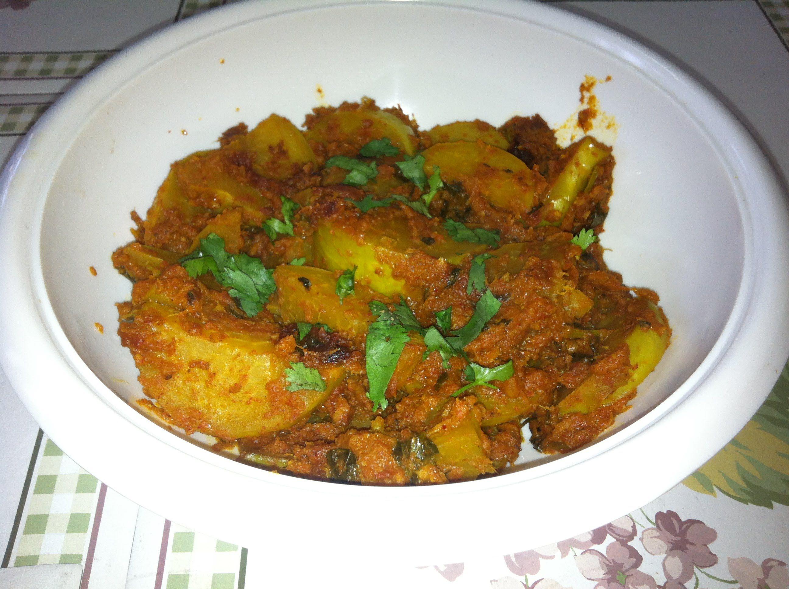 Punjabi ganth gobhi sabzi knol khol kohlrabi vegetable recipe in punjabi ganth gobhi sabzi knol khol kohlrabi vegetable recipe in hin forumfinder Images