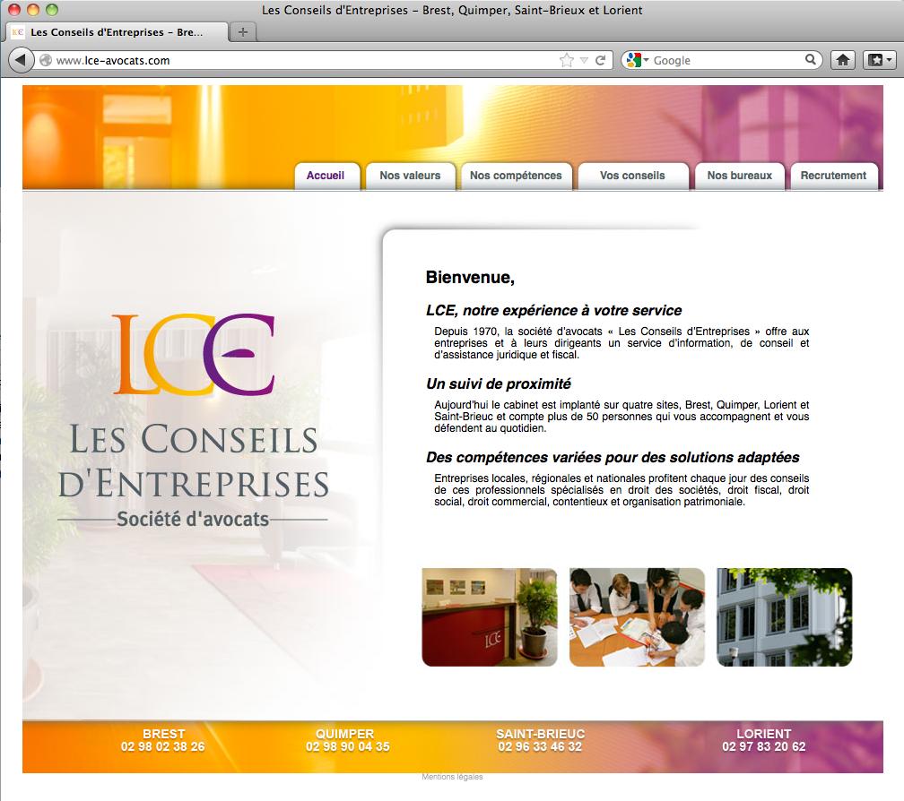 Création du logotype, de la charte graphique et du site internet - Création Graphique Agence R communication globale à Quimper http://www.agence-r.com