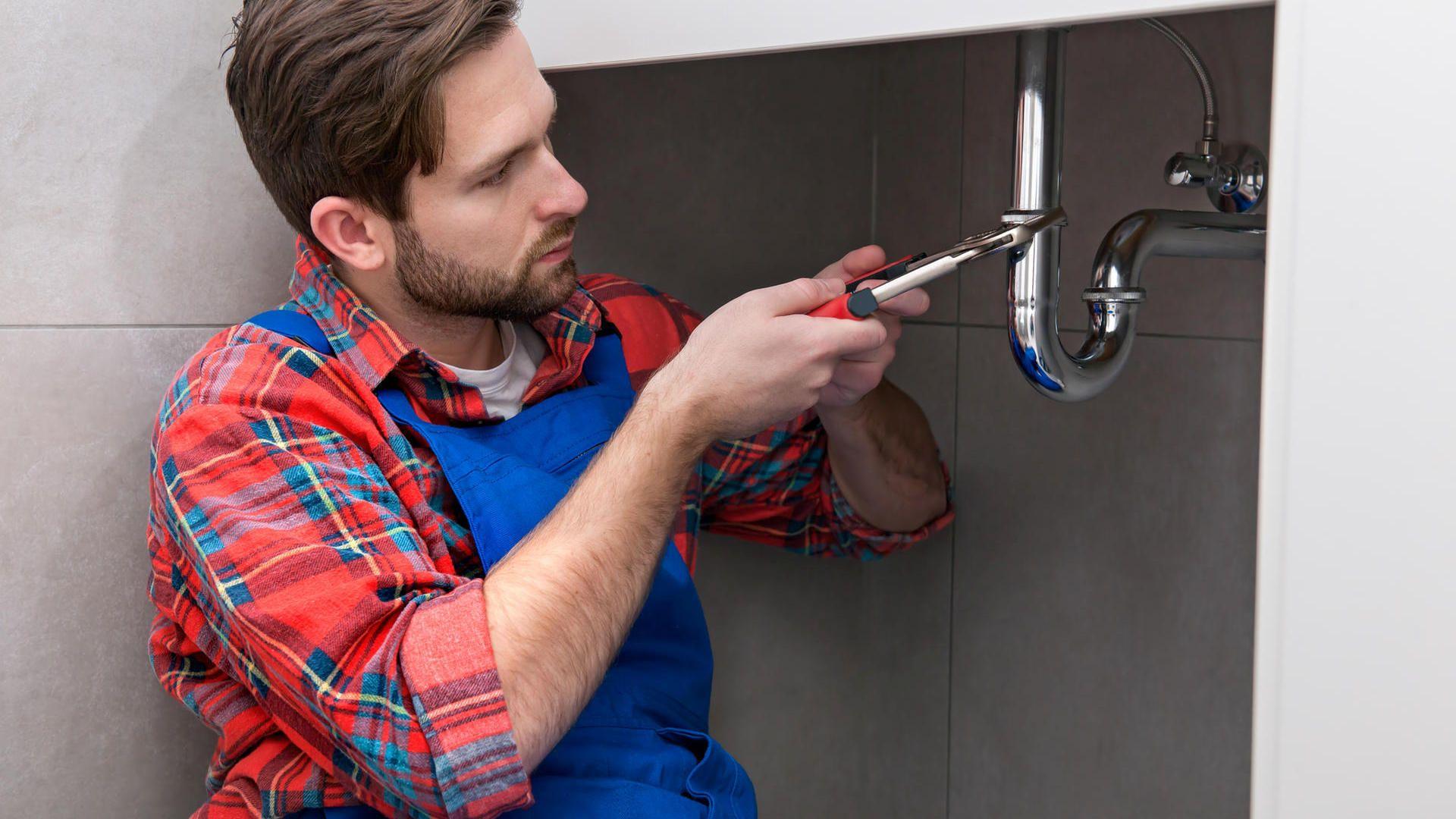 Badezimmer abfluss verstopft great dreilo haar abfluss verstopfen remover stk cm ablassen snake - Zimmer stinkt was tun ...
