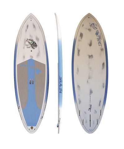Blue Planet 7 11 X 28 Flame Thrower Carbon 2015 Blue Sup Blue Standup Paddle Planets