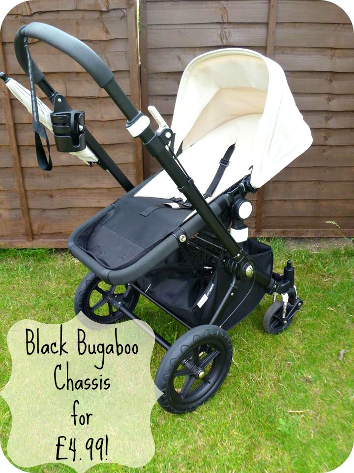HOW TO Vinyl your Bugaboo Chassis for £4.99! Bugaboo