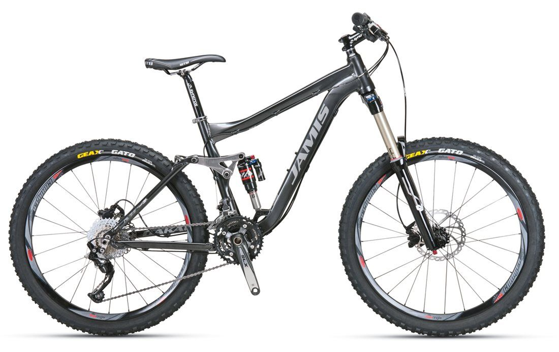 Jamis Dakar Amt Mountain Bike 2012 All Mountain Trail Bike For Xc