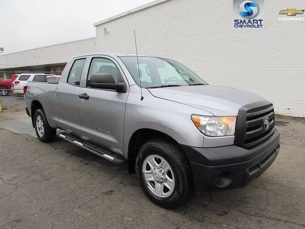 Carfax Used Trucks >> Toyota Tundra Crew Cab Used Pickup Truck Carfax Certified We Finance