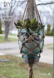 hanging terrarium decor - Google Search