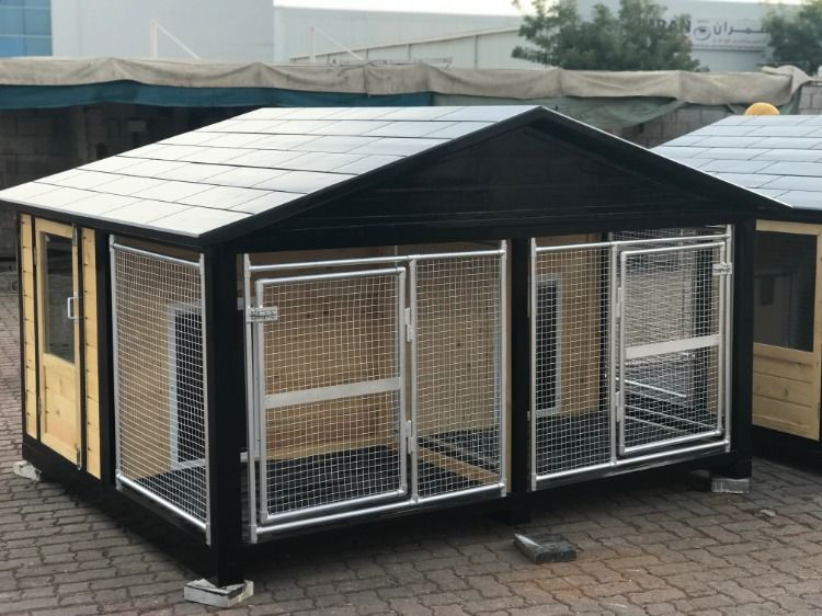 Hounditioner Dog Kennel Ac Coming Soon Air Conditioned Dog House