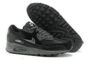 Hombre Zapatillas Nike Air Max 90 Runing id  Las Nike Air Max 90 Zapato Premium es súper cómoda, con una parte superior de piel y cuenta con la misma amortiguación que ha hecho famosa la serie.  Beneficios:  http://www.nikeairmaxinespana.com/