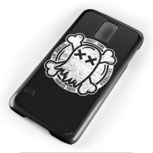 FR23-Ghost Town Band Logo Fit For Samsung S5 Hardplastic