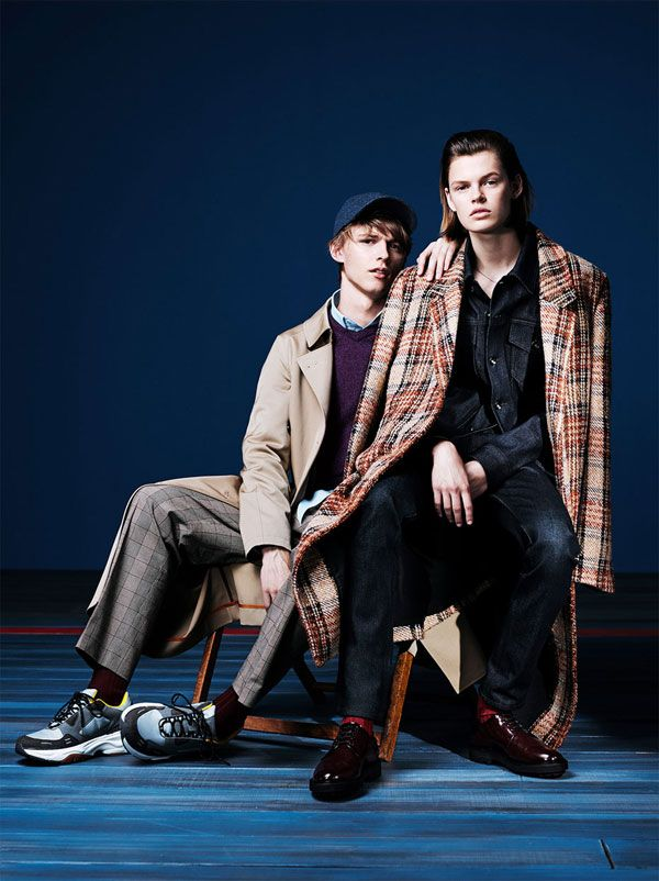 """7d74fdd9424 Zara Man Fall Winter 2017-2018 Campaign """"AS YOU ARE"""" Look-008 ..."""