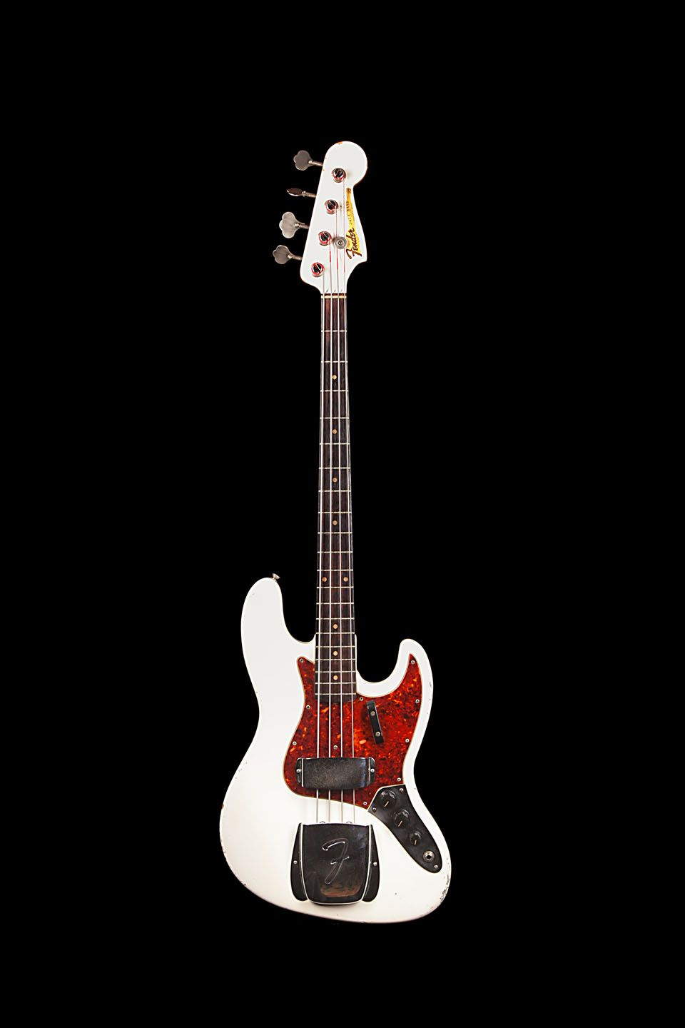 c73ce43d2fc 1963 Fender Jazz Bass - Matching headstock. | Strings Attached ...