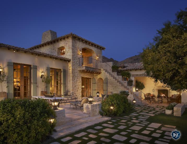 Desert Living Mediterranean Homes
