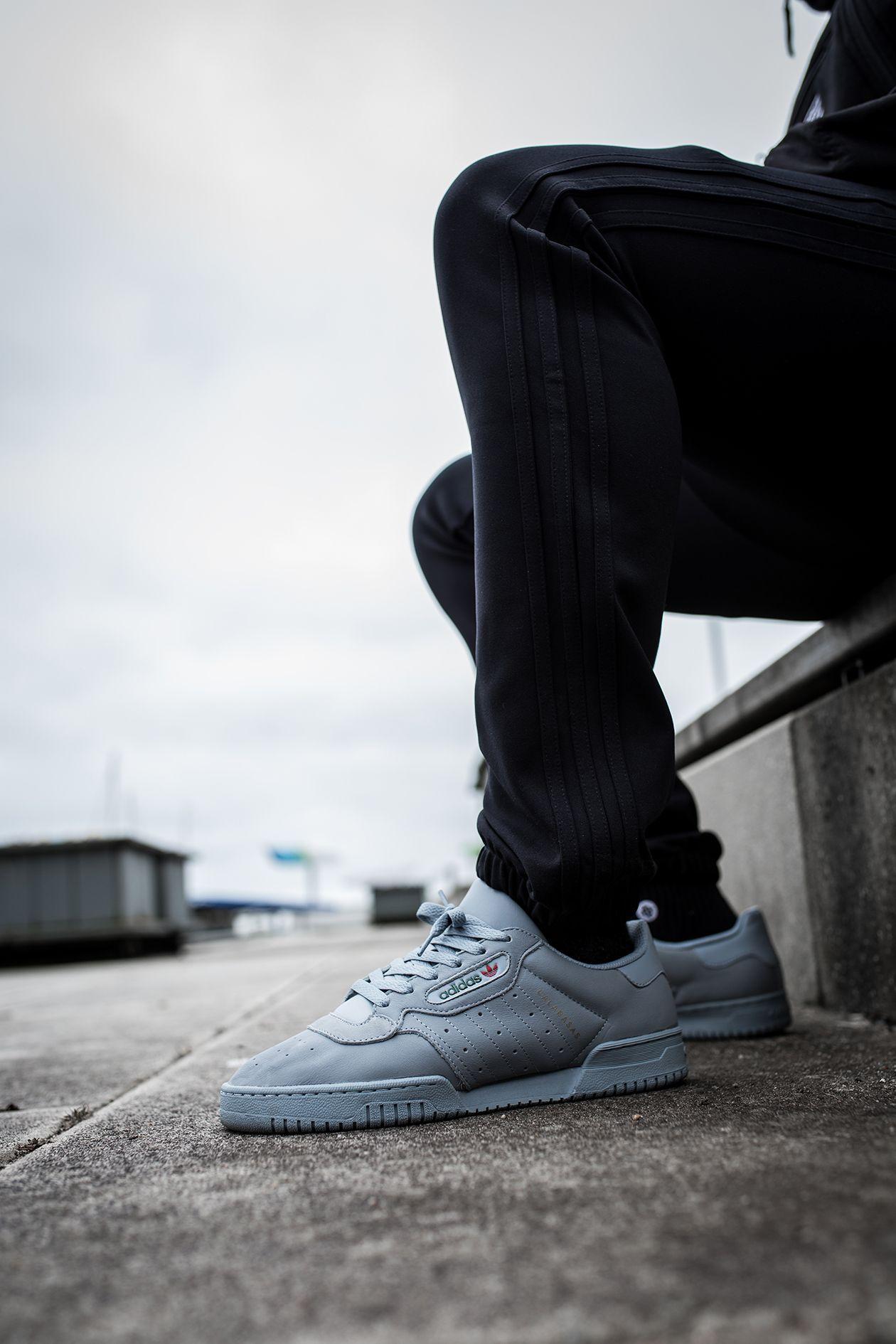 Adidas Yeezy Powerphase Calabasas Grey - CG6422  e33637231