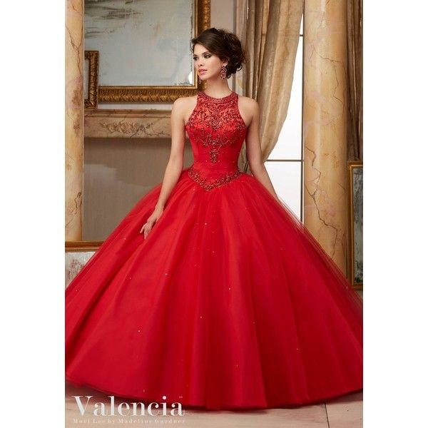 Masquerade ball dresses ❤ liked on Polyvore featuring dresses ...