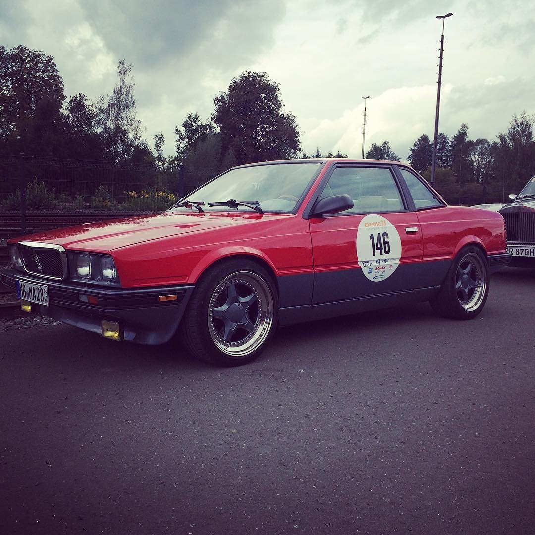 Maserati Karif (con imágenes)