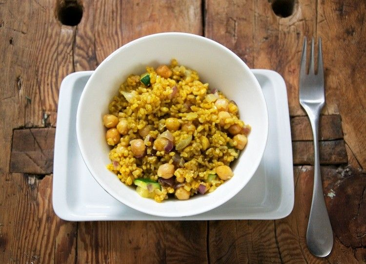 Curryrisotto - HaLo | Lily.fi