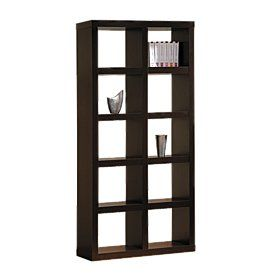 Reside Espresso 10 Cube Shelves 9401047110232 199 99 Shelves Cube Shelves Shelving