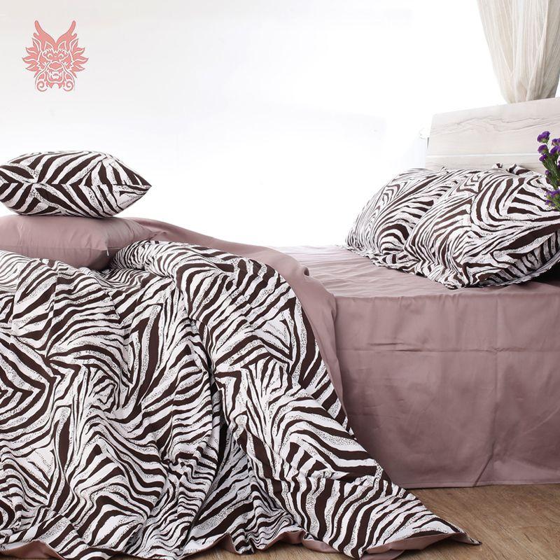 Zebra Print Capa De Edredon Set Fluffy Cotton Bedding Sets 100 Cotton Duvet Cover Set Bed Sheet T Cotton Bedding Sets 100 Cotton Duvet Covers Duvet Cover Sets