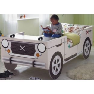 Buy Little Rock Jeep Single Bed Frame At Argos Co Uk Your Online