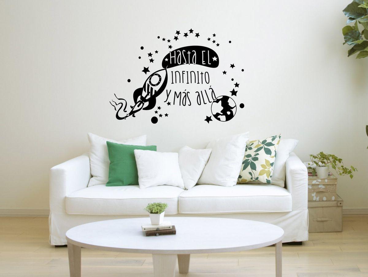 C mo dise ar vinilos online para decorar tus paredes for Vinilos para espejos