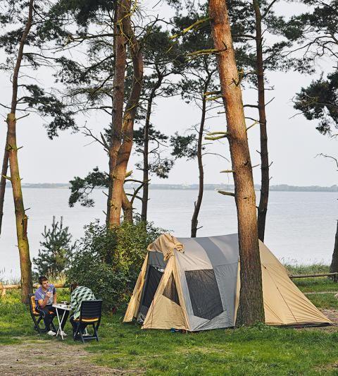 Campingplätze in Deutschland Schöne Zeltplätze