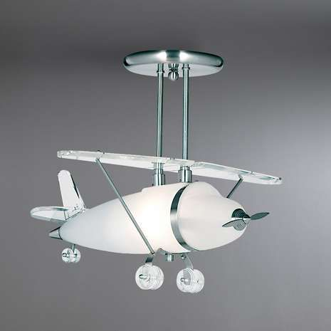 Airplane 1 Light Ceiling Fitting Ceiling Lights Airplane Lights Kids Bedroom Lights