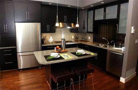 Kitchen Interior design Pinterest Interiors