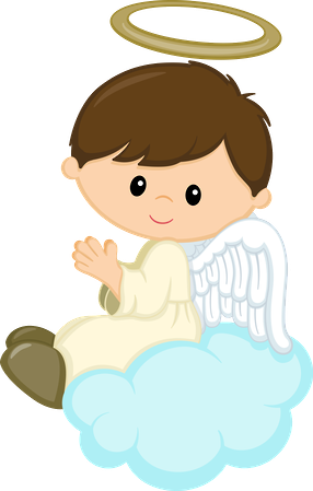 Angel Boys 1 Invitaciones Bautizo Nino Dibujos De Bautizo Imagenes De Bautizo