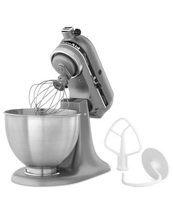 Ksm75 4 5 Qt Classic Plus Stand Mixer In 2019 Products