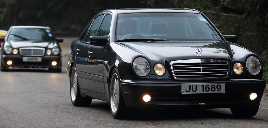 E class w210 mercedes e class w210 pinterest for Mercedes benz usa accessories