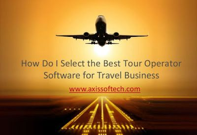 Some Key Points of Tour Operator Reservation Software