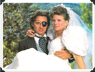 "Steve ""Patch"" and Kayla Johnson. Days Of Our Lives."