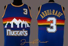 2144ecf7 Find great deals for MAHMOUD ABDUL-RAUF #3 DENVER NUGGETS AWAY RETRO SEWN/STITCHED  JERSEY - MEDIUM. Shop with confidence on eBay!