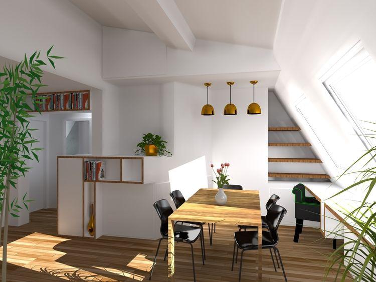 Rénovation du0027un appartement à Paris u2014 Denitsa Home my work