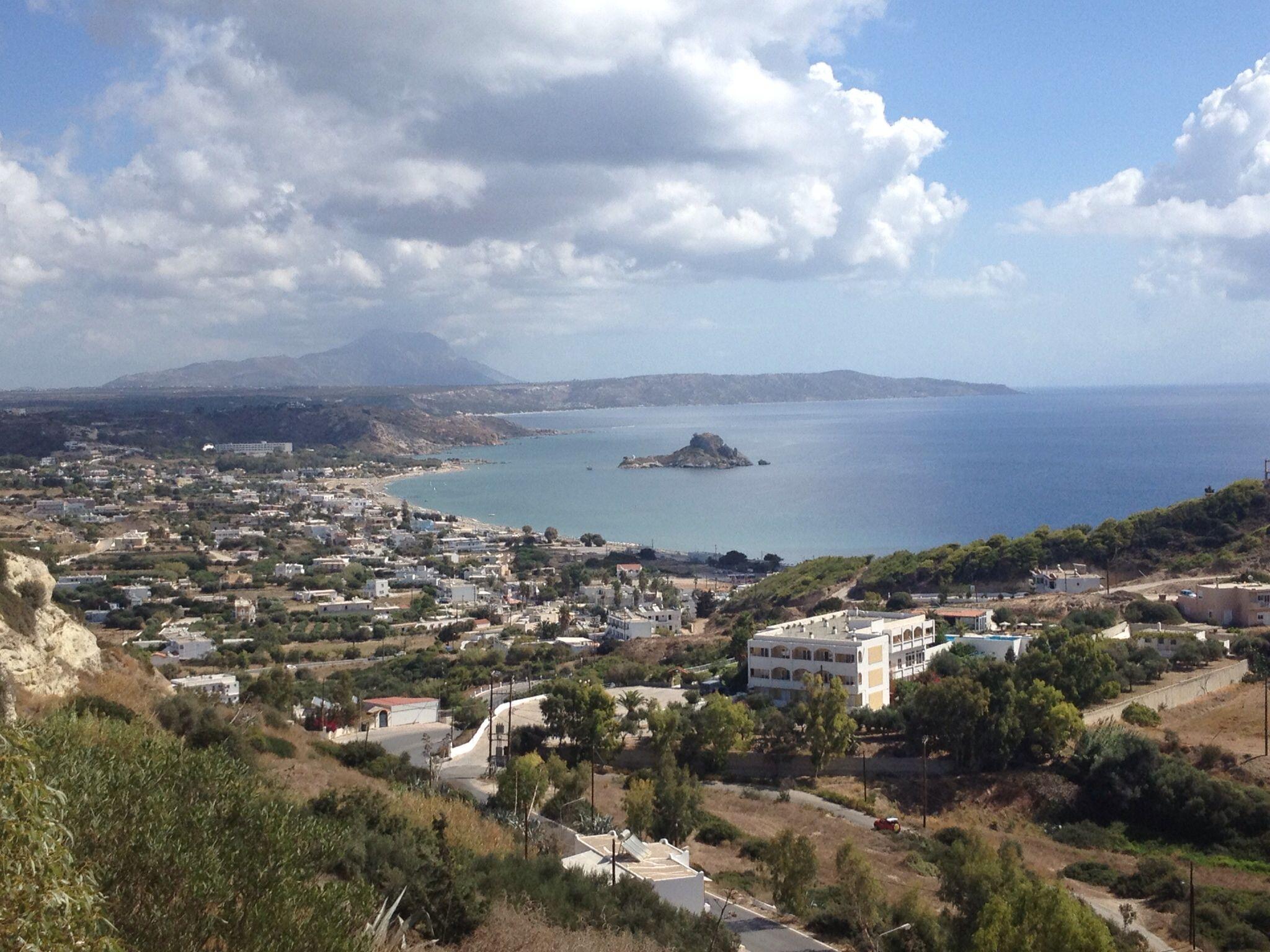 Beautiful views of Kardamena.