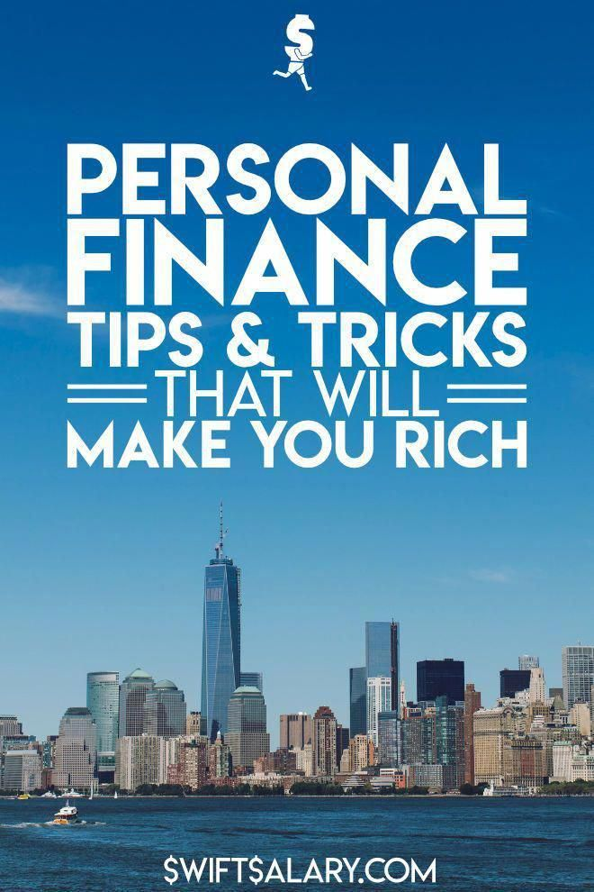 12 Personal Finance Tips And Tricks To Make You Rich In 2020